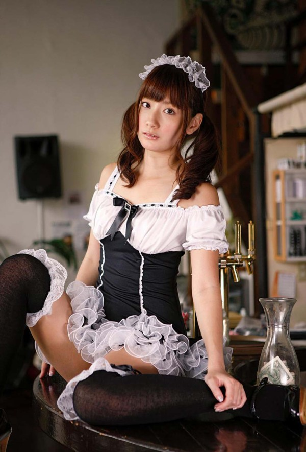なんで人気ないの?シリーズ 中川杏奈の下着・メイドコス・グラビア水着画像画像7