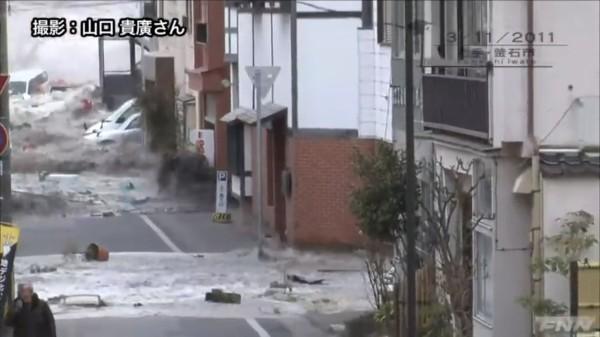 映像 東日本 大震災