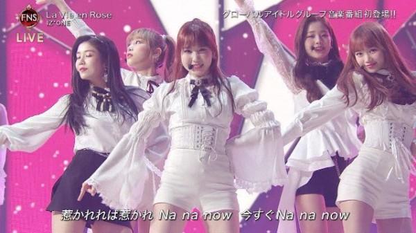 【画像】FNS歌謡祭に出た大福美少女は誰だと話題騒然wwww