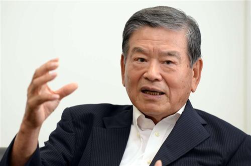 【激白】川淵三郎氏、日本サッカー協会会長に本田指名、視野の広さを大絶賛
