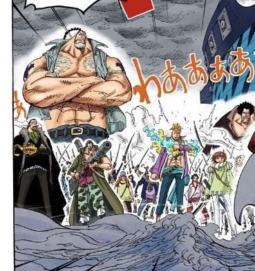 白 ひげ 海賊 団 ワンピース