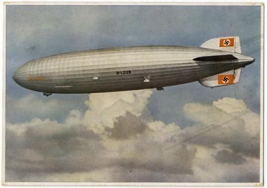 LZ129 ヒンデンブルグ : 飛行船世界 ブログ
