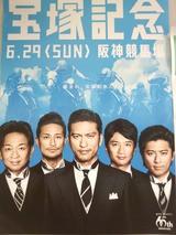 宝塚記念17 TOKIOの法則 : 競馬サイン・勝利の法則