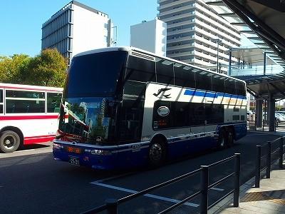2019年10月15日ジェイアール東海バス ドリームなごや11号(新木場駅 ...