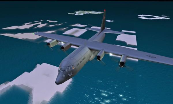 Amok製c 130輸送機 ぶりぶり日記