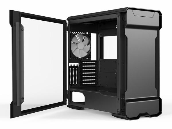 Phanteks、デュアルシステムが構築できるミドルタワーPCケース「ENTHOO EVOLV X GLASS」を12月8日に国内発売