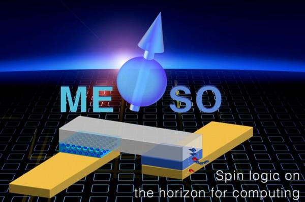 Intel、ポストCMOSとなる新半導体素材「MESO」~CMOS比30分の1の消費電力や5倍の演算性能