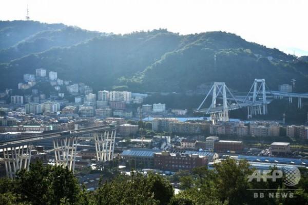 【イタリア橋崩落】的外れなEU批判が覆い隠す財政実態
