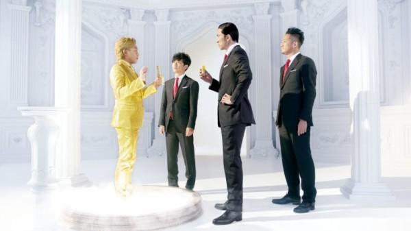 4人の「TOKIO」が新CM フマキラー、5月25日から放映