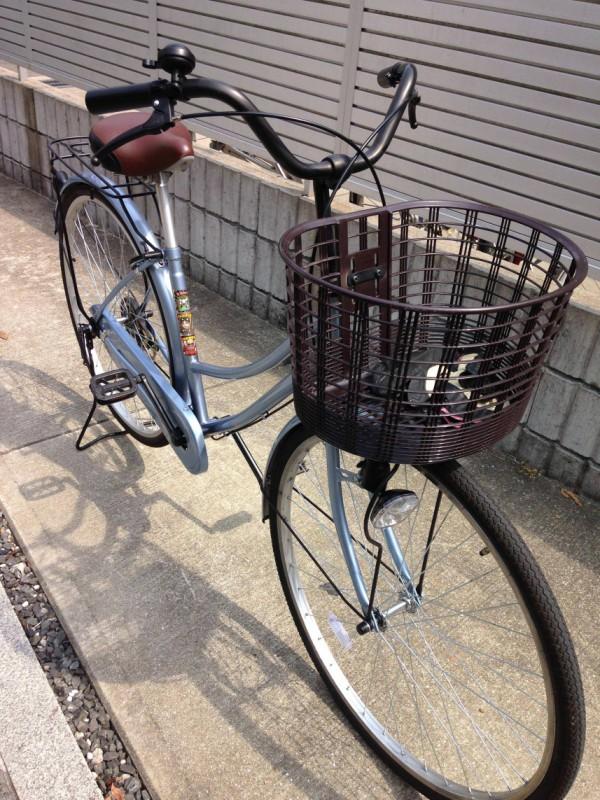 ワイニート(31)、自転車をドレスアップしご満悦