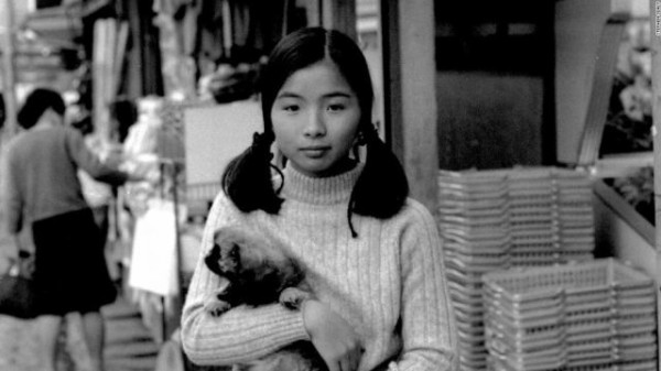米兵が1970年代に撮影した日本人少女を探しています!お前ら頼む