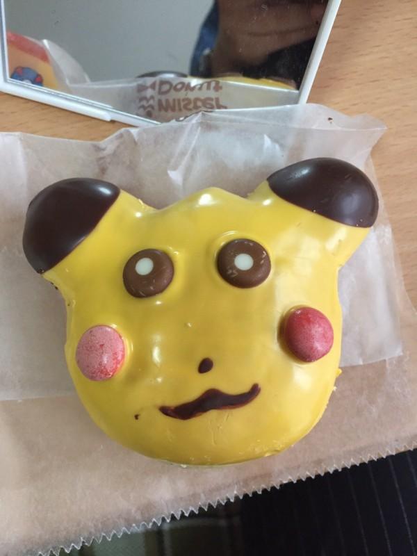 【もやはホラー】ミスタードーナツのピカチュウドーナツの出来が崩壊しすぎて先行販売中止に