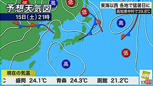 天気 日間 函館 14 函館の14日間(2週間)の1時間ごとの天気予報
