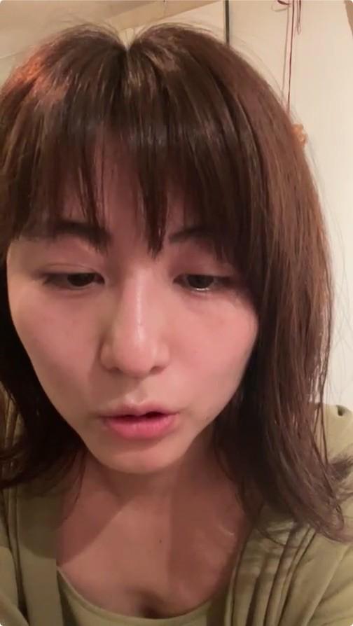 宇賀なつみアナ インスタライブでまた胸チラ、谷間チラ!!【GIF動画 ...