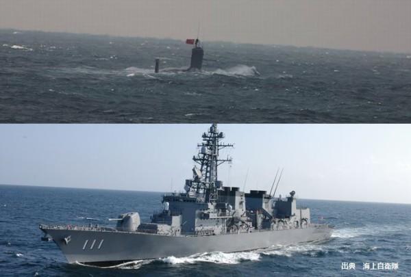 外務省幹部「自衛隊艦船が接続水域に入って何が悪い」…中国側主張の「自衛隊が先入った」に反論!