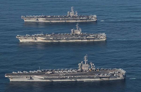 北朝鮮を攻撃しようにも、空母も戦闘機も足りない…繰り返される「アメリカは北朝鮮を攻撃する」論の嘘!