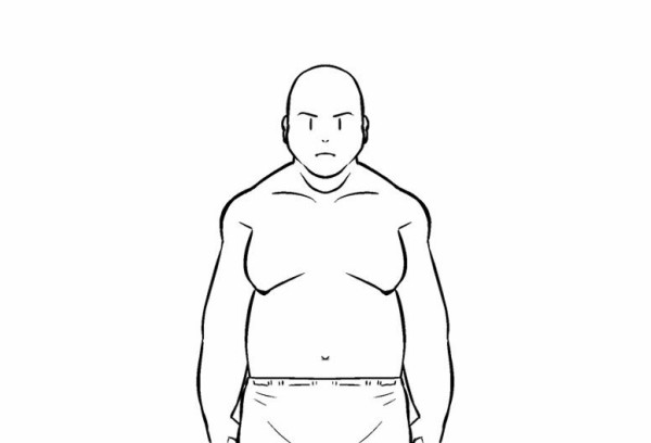 【悲報】実は筋肉ムキムキワイ、増量期なだけやのにただのクソデブ扱いされて憤慨