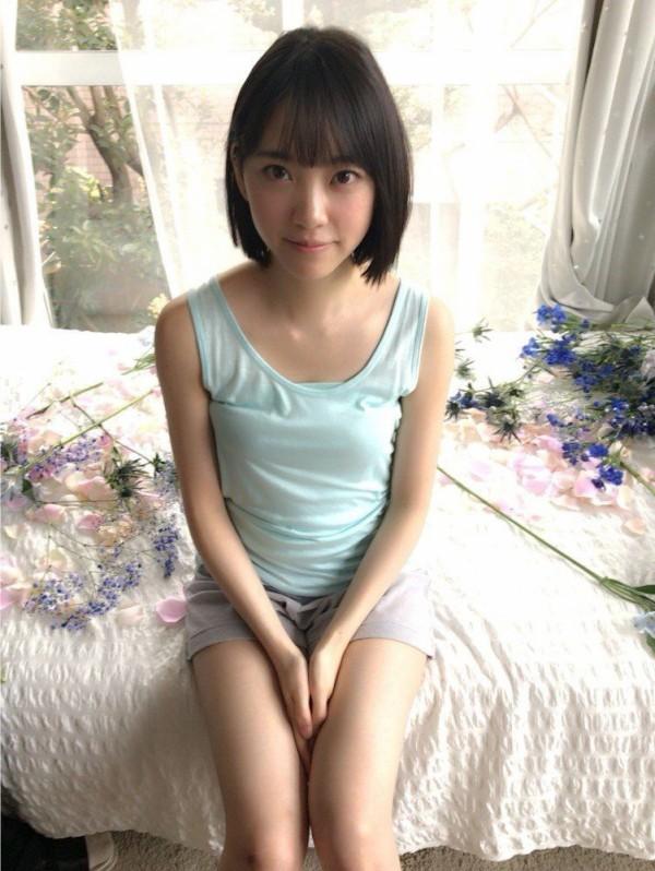 【画像】乃木坂で1番良い身体をしているのが堀未央奈だという事実