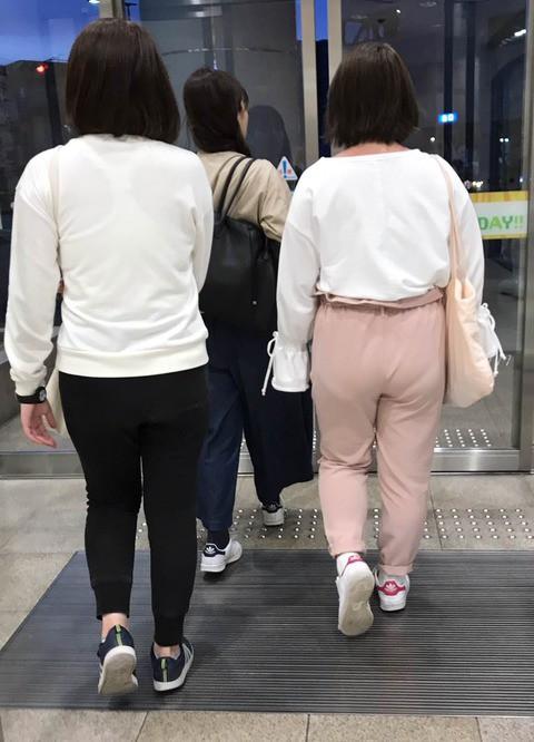 最近こういう体型の女子大生多くね?wwwwwwwww