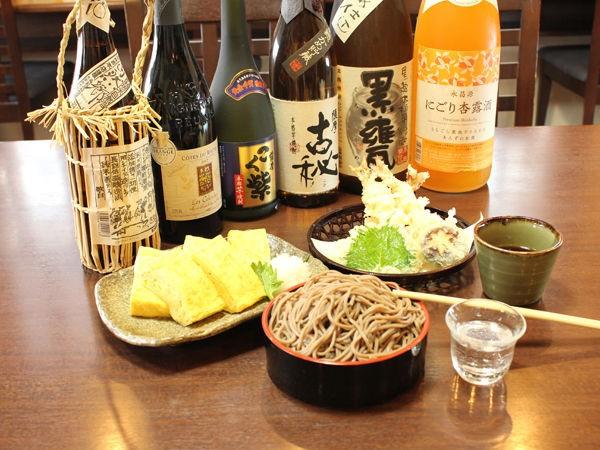 俺「蕎麦屋行っていきなり蕎麦?ww食わない食わないwwまずは板ワサつまみに日本酒が普通でしょwww」