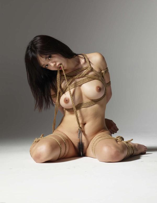 女体緊縛画像 15