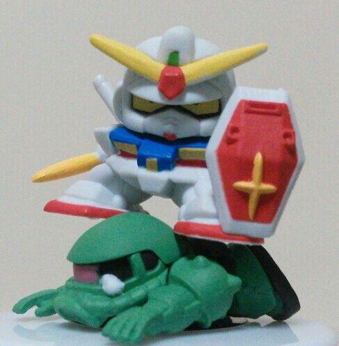 Bandai Gundam HMS Selection Mobile Suit V Action Figure F01
