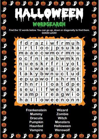 ワードサーチパズルとは : 英語のウサアナ