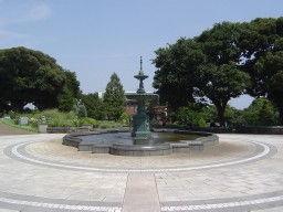 横浜水道創設記念噴水塔 : Enjoy! YOKOHAMA -横浜ブログ-