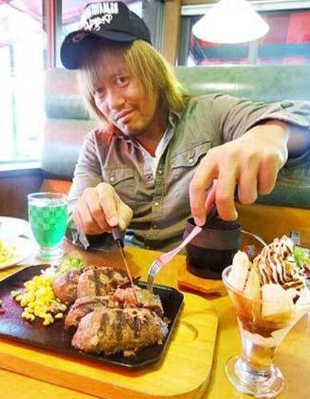 内藤哲也がハンバーグ&ステーキレストラン『Big Boy(ビッグボーイ ...