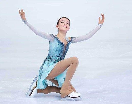 フィギュア>シェルバコワ(15歳)、来季の新SP曲は名作映画