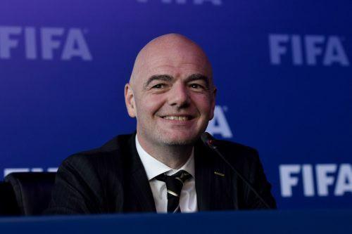 2022年W杯から出場枠が32ヶ国→48ヶ国に? アジアは4.5枠→8.5枠、FIFA会長が検討を示唆