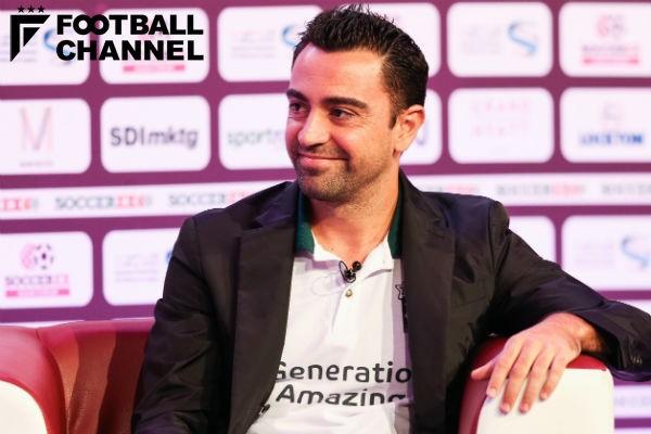 【サッカー】<シャビ>カタールW杯での出場国枠拡大に反対の姿勢!「48チームは多すぎるし、とても長い大会になる」
