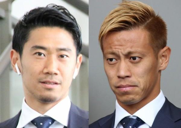 <W杯「トップ下・香川」で確定か>本田との決定的な3つの差「圭佑もまだまだ走らないといけない」