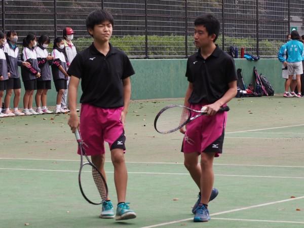 ソフトテニス 中体連 東京 都