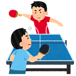 【悲報】プレーで人が死ぬ確率がないスポーツ、卓球しかない