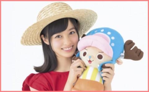 橋本環奈がワンピースの美少女キャラのコスプレを披露(画像あり)