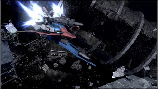 Zガンダム[HML]【バトオペ2】実装』後にアムロ機も用いた : アニメと ...