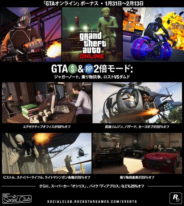 オンライン Gta
