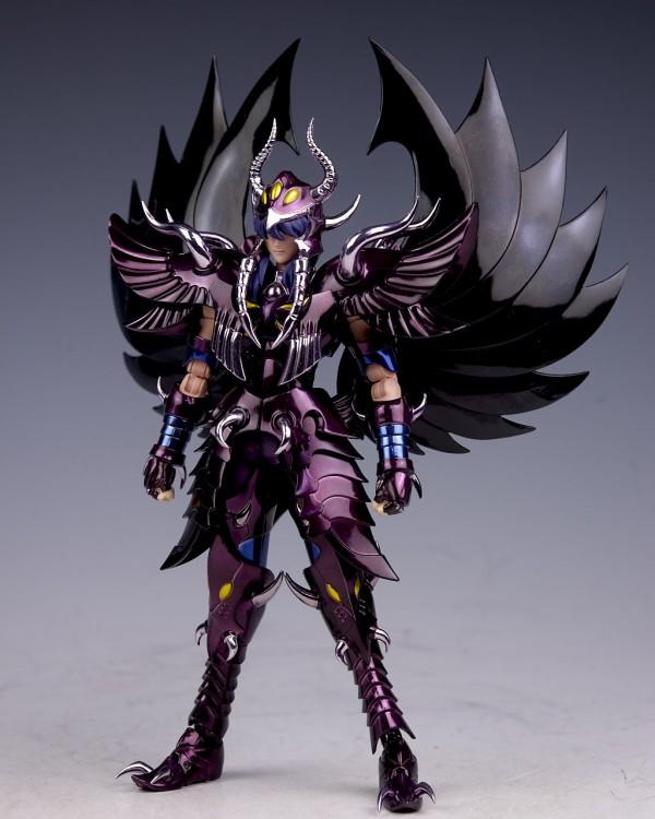 聖闘士聖衣神話EX ガルーダアイアコス レビュー : はっちゃか