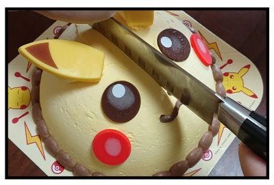 アイス ケーキ ピカチュウ 31
