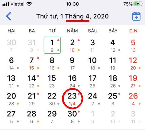 旧暦・閏月】なななんと、2020年は4月が2回来る!? : ハノイで ...