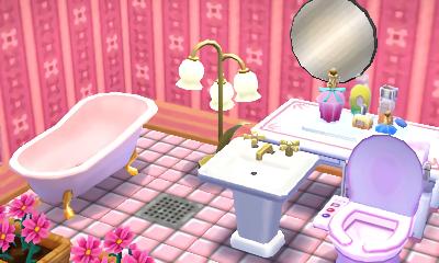 あつ 森 お 風呂 場