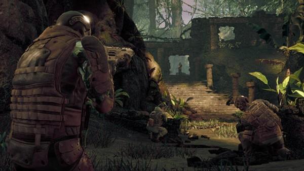 プレデターvs人間の非対称対戦シューティング!PS4『Predator