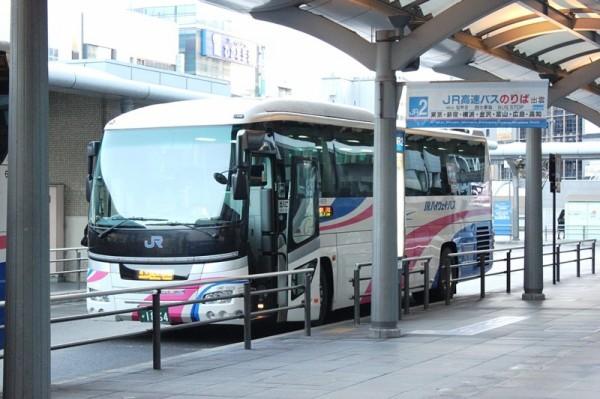 出雲エクスプレス京都1号 乗車記 西日本JRバス(647-8979号車) : まっ ...