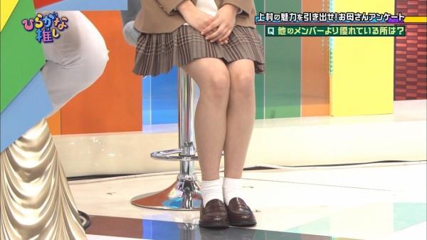 上村ひなの 美脚