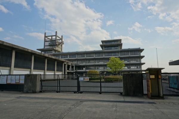 移転した大阪府警察学校の建物がもうすぐ取り壊されるみたい : 枚方つ ...