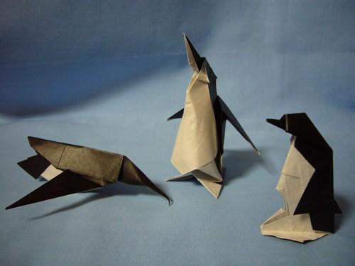 動物 折り紙 立体