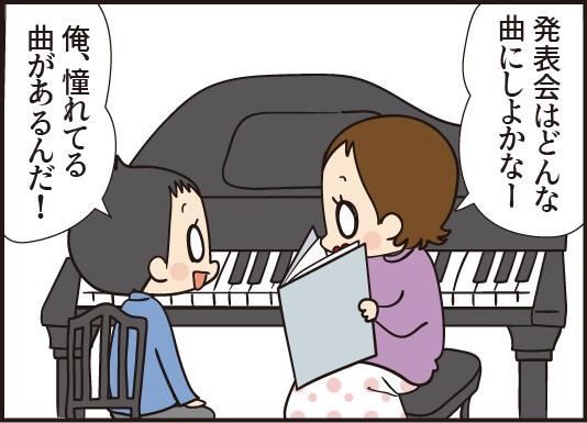 ピアノ ソナタ コナン