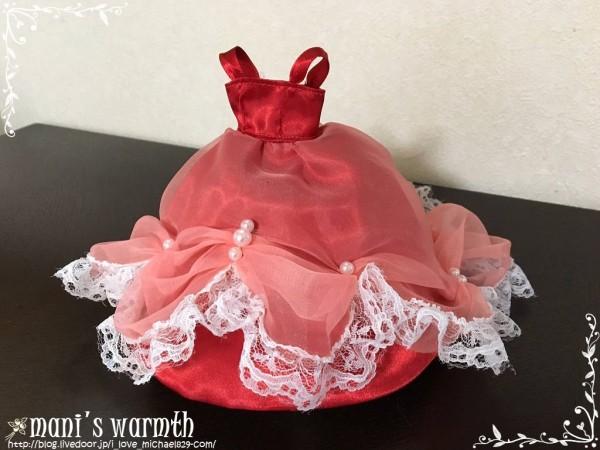 リカちゃんドレス』作り方  On The Line♡ハンドメイドの日々♡