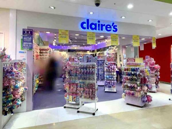 閉店 クレアーズ 【女子の夢】『Claire's(クレアーズ)』明日ついに完全閉店! 都内最後の店舗に「ありがとう」を告げてきた
